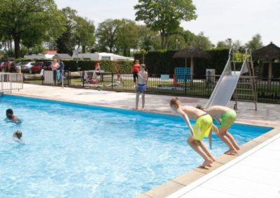 Familiecamping met zwembad