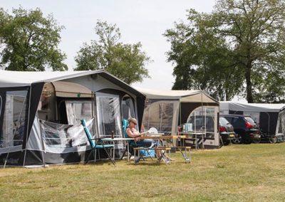 Seizoenplaats camping Overijssel